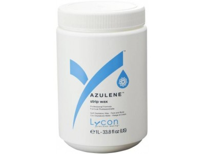 AZULENE Warmwachs, Strip Wax, Haarentfernung, Epilation, LYCON