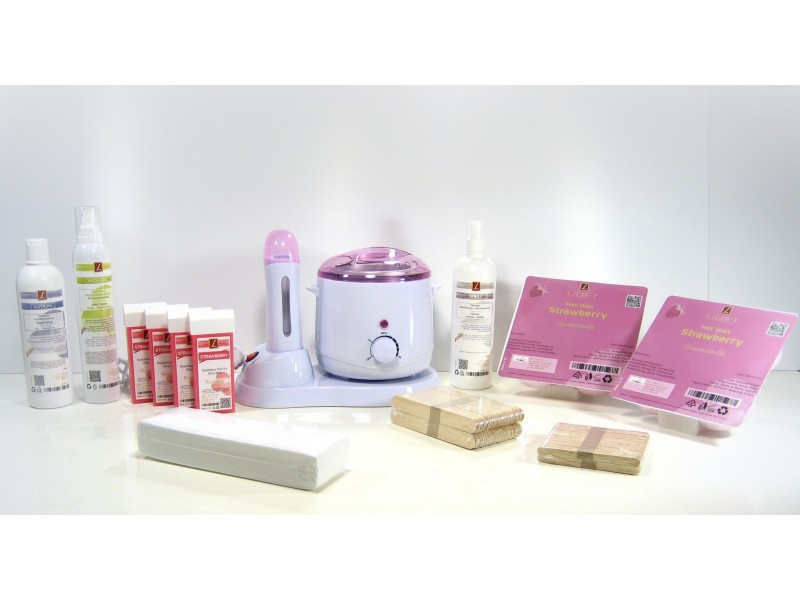 Set : Kleiner Wachs-Salon, PREMIUM QUALITY