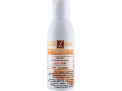 Epilation Nachbehandlungs-Lotion, 125ml, PREMIUM QUALITY