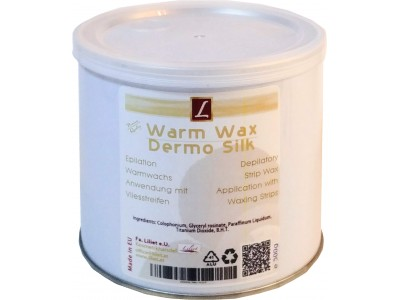 warmwachs Dermo Silk, 500g, Premium Quality