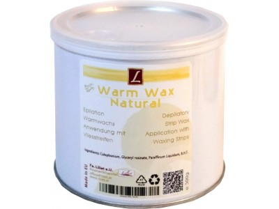 warmwachs Natural, 500g, Premium Quality
