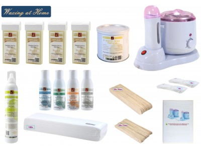 EpilationsSet, NATURAL Warmwachs + NATUR Patronen, PREMIUM QUALITY