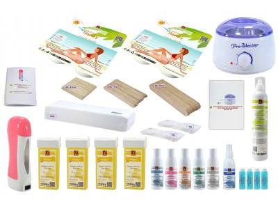 Set:Wachs-Salon, Brazilien Honey, Haarentfernung
