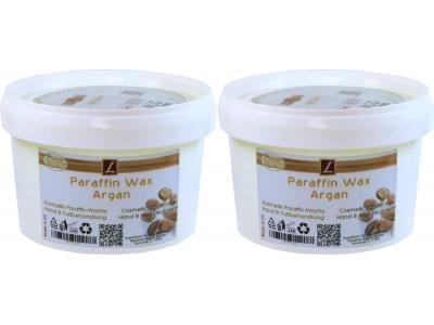 2x Paraffin Bad, ARGAN ÖL, PREMIUM QUALITY ( 2x 500ml )