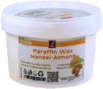 1x Paraffin Wachs Bad, MANDEL-ÖL(1 x 500ml), PREMIUM QUALITY