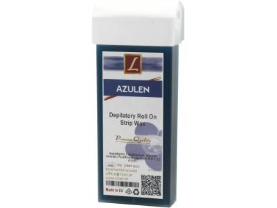 Warmwachs Patrone AZULENE, Premium Quality