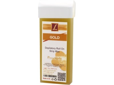 Strip Wax Cartridge GOLD, Premium Quality