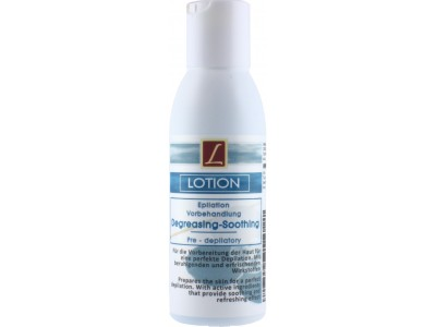 Epilation Vorbehandlungs-Lotion, Soothing, 125ml, PREMIUM QUALITY