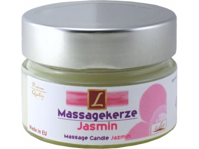 Massage-Kerze, Jazmin, Premium QUALITY