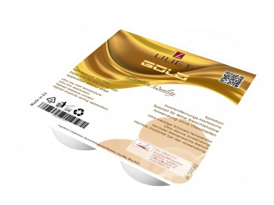 1x Depilatory Hot Wax, GOLD, for fine hairs