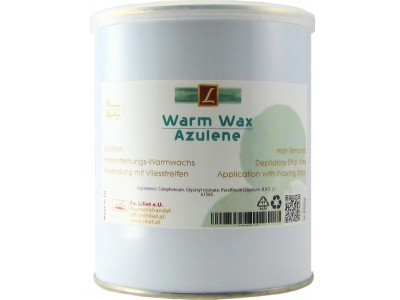 warmwachs Azulene, Premium Quality