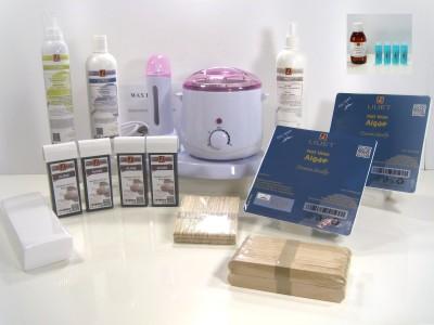 Set : Wax-Salon Für Männer